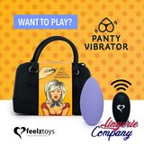 Feelztoys Panty Vibe Remote Controlled Vibrator Paars_17