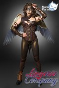 Mask-Paradise-Steampunk-Angel-Fighter