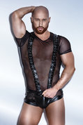 Black-Tulle-T-Shirt-with-powerwetlook-back-and-eco-leather-lacing