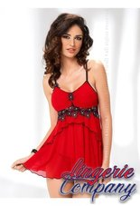 Irall-Mirabelle-Babydoll-rood