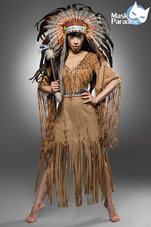 Indianerinkostuum:-Native-American