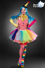 Clown-Girl